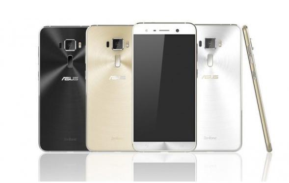 Jajaran Asus Zenfone 3  Baru Mengincar Segmen Mid-Range, Tiba Bulan Juni