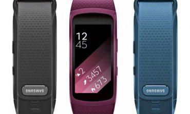 Kerennya Samsung Gear Fit 2 Terlihat Dalam Tiga Pilihan Warna