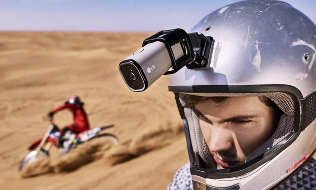 LG Action Cam LTE, Sahabat Baru LG G5