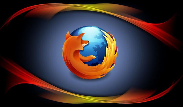Mozilla Firefox - ilustrasi