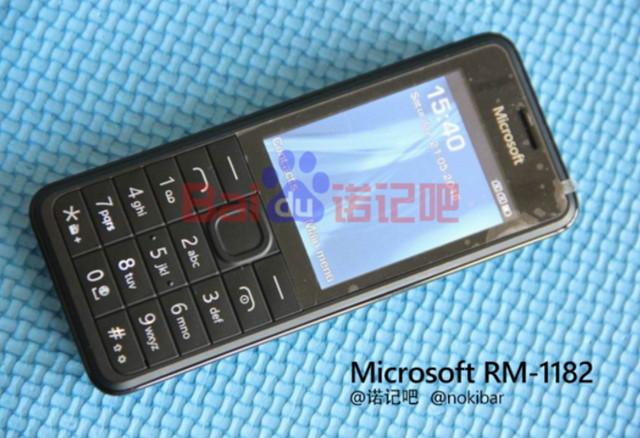 Munculnya Bocoran Featured Phone Nokia RM-1182 1