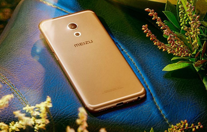 Ponsel Meizu - Ilustrasii