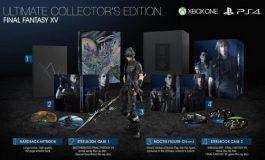 Pre-order Final Fantasy XV Akan Dibuka 23 Mei