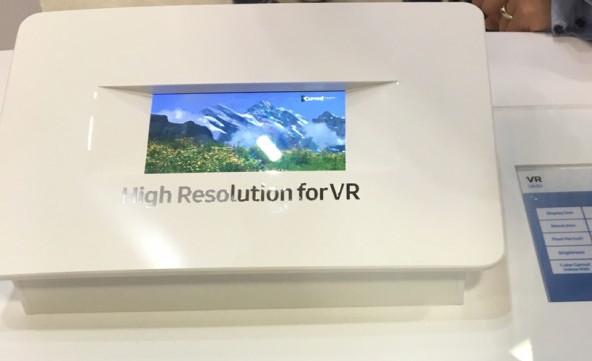 Samsung Display Umumkan Layar AMOLED 5,5 Inci Beresolusi 4K Untuk VR