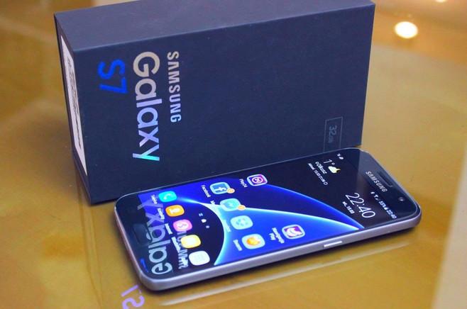 Game Tools dan Game Launcher Samsung Galaxy S7 Diperbarui