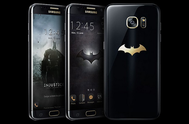 Samsung Galaxy S7 Edge Injustice Edition Diumumkan