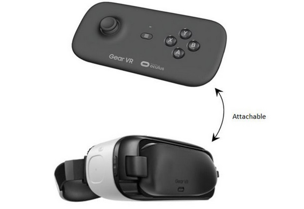 Samsung Lengkapi Gear VR Dengan Kontroler