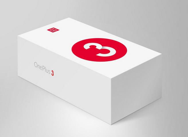 Sejumlah Desain Kotak Kemasan OnePlus 3 Beredar