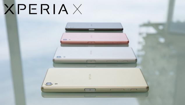 Sony Rilis Deretan Video Untuk Lini Xperia X