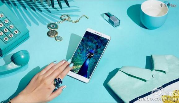 Tampang Xiaomi Max Diungkap Oleh CEO Lei Jun 2