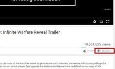 "Trailer Call Of Duty: Infinite Warfare Panen ""Dislike"""