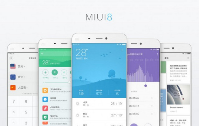 Xiaomi Luncurkan MIUI 8 Dengan Berbagai Fitur Baru