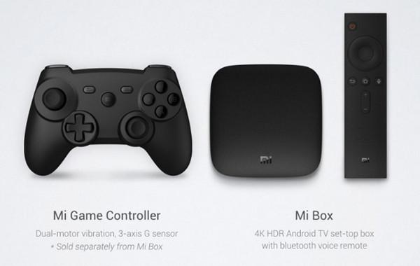 Xiaomi Perkenalkan Mi Box 4K di Google I/O 2016