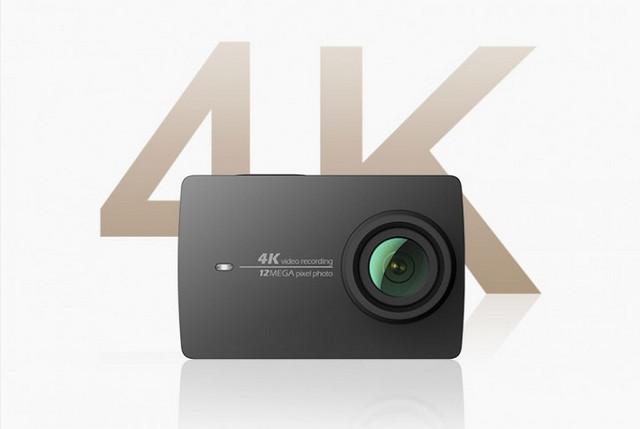 Xiaomi Yi 4K Resmi Diumumkan