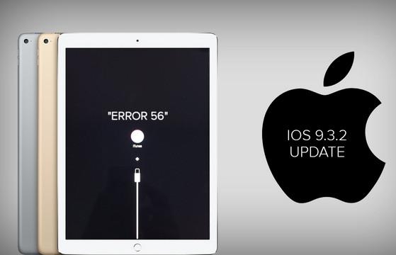 iPad Pro 9.7 Inci Jadi Tumbal iOS 9.3.2