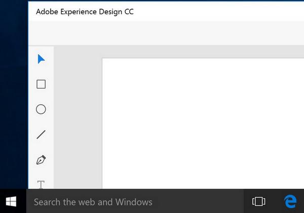 Adobe Experience Design CC Bisa Segera Dijalankan di Smartphone Windows 10 Mobile