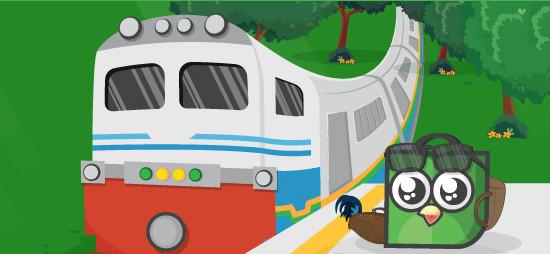 Cara Booking Tiket Kereta Api Online Mudah Lewat Tokopedia
