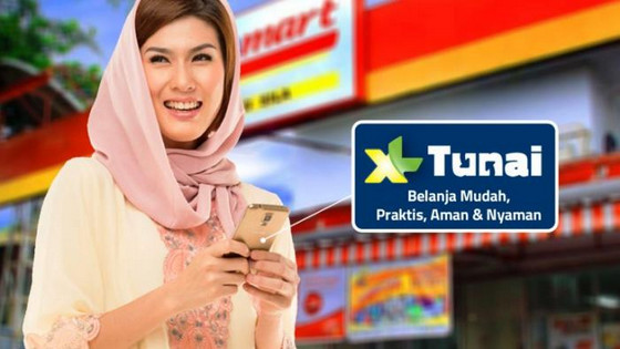 Cara Daftar XL Tunai Full Register dan Non Register