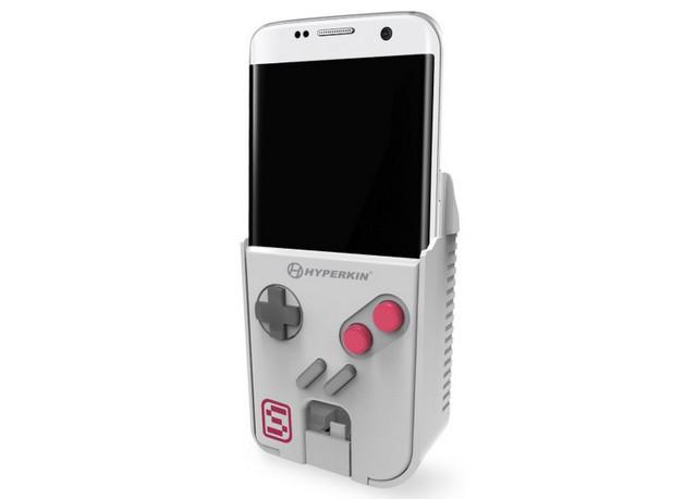 Case Smart Boy dari Hyperkin Mungkinkan Permainan Game Boy Dimainkan di Ponsel Android