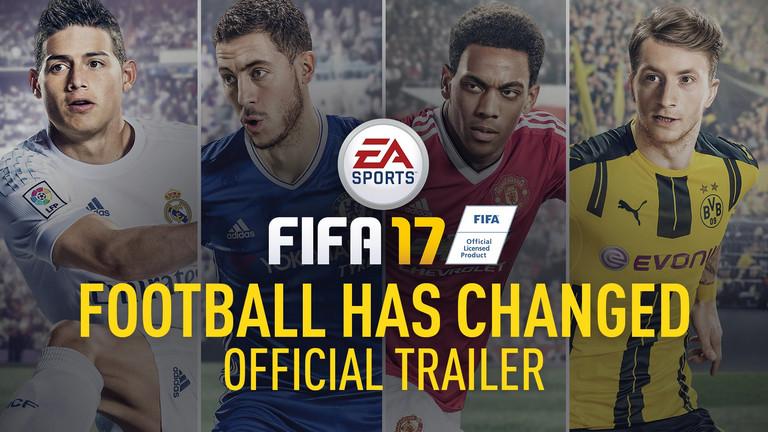 FIFA 17 Akan Rilis 27 September