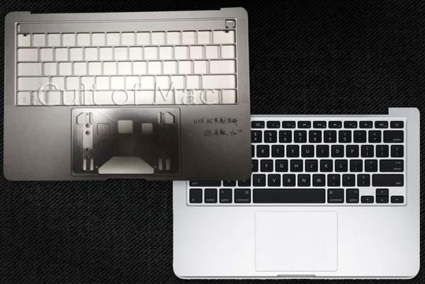 Gambar Bocoran Tunjukkan Ruang Untuk Layar Sekunder di MacBook Pro
