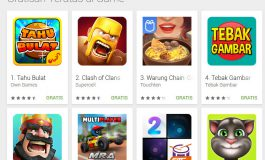 Game Indonesia, Warung Chain: Go Food Express Susul COC dan Tahu Bulat di <em>Top Free</em> Google Play