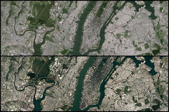 Ganti Satelit, Google Maps dan Google Earth Jadi Makin Kinclong