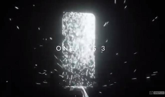 Ini Teaser Video Perdana OnePlus 3