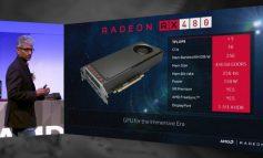 Kartu Grafis AMD RX 480 Diumumkan, Pertama Menggunakan Arsitektur Polaris