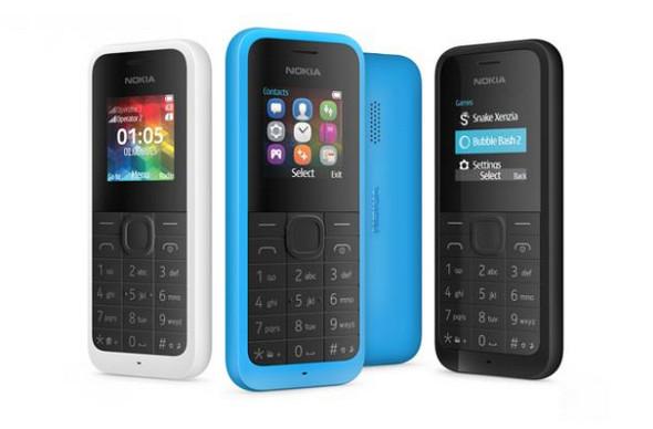 Microsot Rilis Nokia 105 Dual SIM Versi Baru