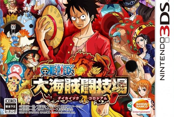 One Piece Great Pirate Colosseum Diluncurkan 21 September di Jepang