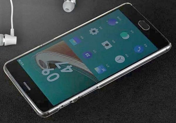 OnePlus 3 Berbungkus Case Transparan Terlihat Lagi