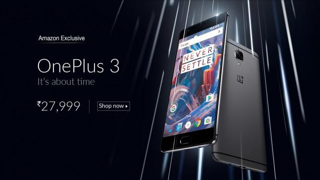 OnePlus 3 Resmi Diluncurkan, Ini Spesifikasinya