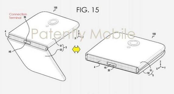 Paten Tunjukkan Desain Samsung Galaxy X