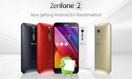 Pembaruan Android 6.0 Marshmallow untuk Asus Zenfone 2 ZE551ML & ZE550ML Digulirkan