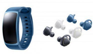 Samsung Tunjukkan Kemampuan Gear Fit 2 & IconX Lewat Video