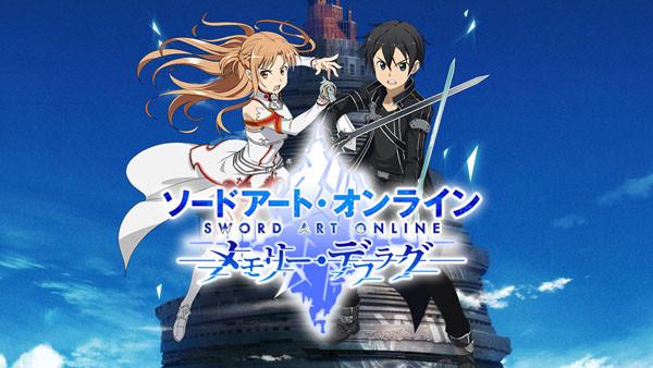 Sword Art Online: Memory Defrag untuk Smartphone Diumumkan