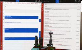 Microsoft Rilis Outlook dan Calendar di HoloLens