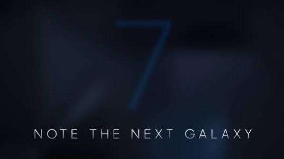 Teaser Berikutnya Samsung Galaxy Note 7 Muncul Kembali