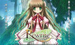 Visual Art Sambut Tayang Perdana 'Rewrite' dengan Lagu Pembuka