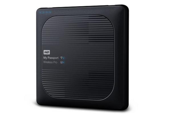 Western Digital Perkenalkan Hard Drive My Passport Wireless Pro