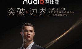 ZTE Nubia Z11 Akan Diumumkan 28 Juni