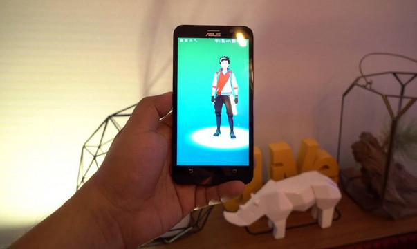 Begini Cara Bermain Pokemon Go untuk Ponsel ASUS Zenfone