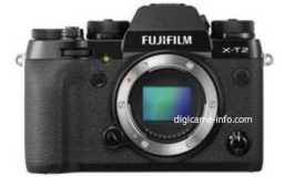 Bocornya Spesifikasi dan Gambar Fujifilm X-T2