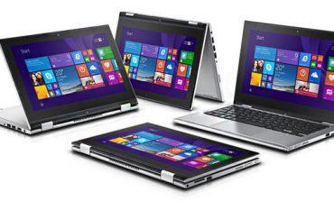 Dell Luncurkan Notebook 2-in-1 Inspiron 11 3000 dan Inspiron 13 5000