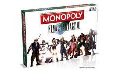 Final Fantasy VII Monopoly Dipersiapkan Untuk Tahun Depan