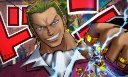 """Gildo Tesoro, Tokoh Antagonis Dalam Film One Piece: Gold Akan Hadir di """"Burning Blood"""""""