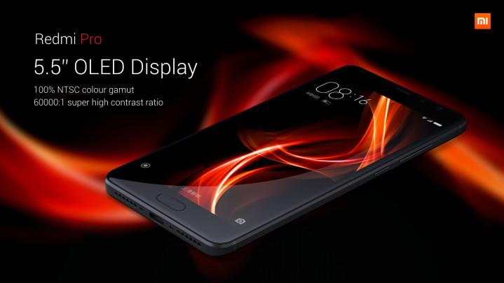 Ini Spesifikasi Xiaomi Redmi Pro yang Baru Dirilis