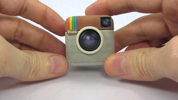 Instagram - ilustrasi