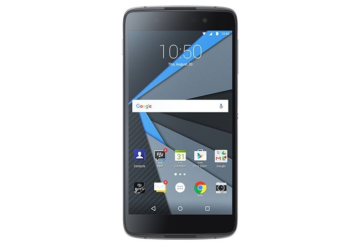 Kemunculan Gambar Blackberry Neon Jelang Peluncuran